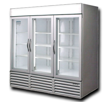 Beverage Air Coolers and Freezers