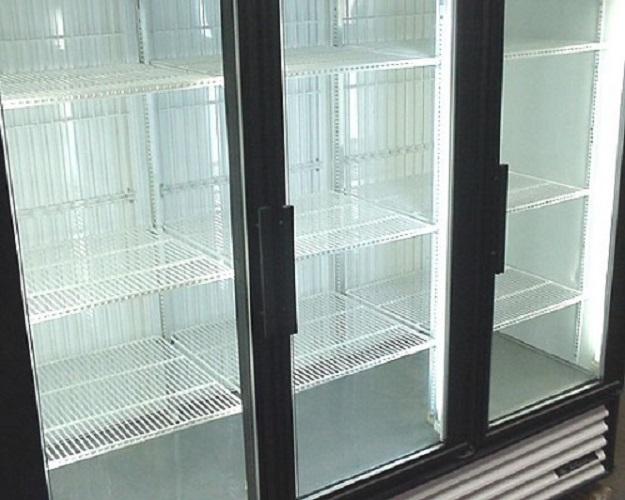 Used freezer 3 door freezer used 3 door freezer used glass click to zoom planetlyrics Images