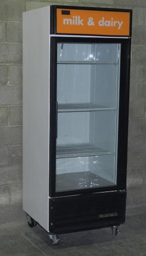 Used Single Glass Door Cooler Used Glass Door Cooler