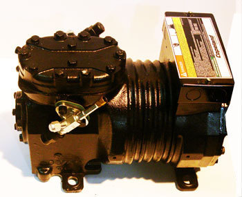 COMP, KALB-015E-CAV-232 208V-60HZ, 1-1/2hp