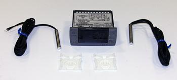 TEMP CONTROL, XR06CX-4N1F1 115V LOW TEMP W/BUZZER DIXELL