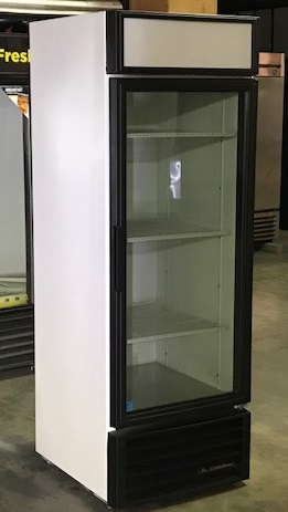 Refurbished Single Glass Door Cooler