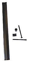 HANDLE KIT, DOOR BLACK 11.625